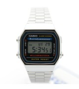 Casio A168WA-1W Watch